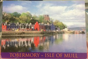 Scotland Tobermory Isle of Mull - posted 2014