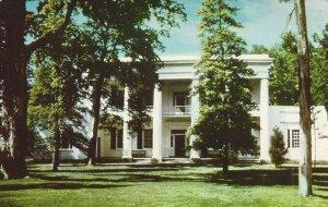 The Hermitage Home of Andrew Jackson Hermitage, Tennessee Vintage Postcard