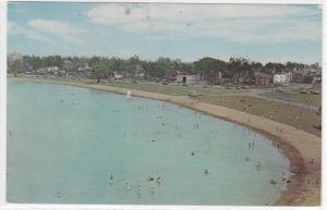 Swimming, Plage Municipale, Club Nautique, Salaberry de Valleyfield, Quebec, ...