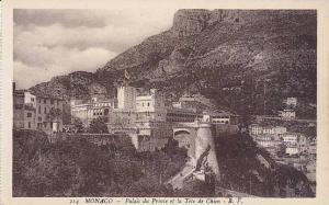 Palais Du Prince Et La Tete De Chien, Monaco, 1900-1910s