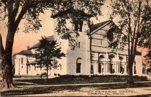 Ohio Oberlin Finney Memorial Chapel 1915