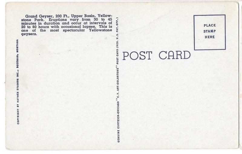 Washington DC Lincoln Memorial Vtg BS Reynolds Postcard