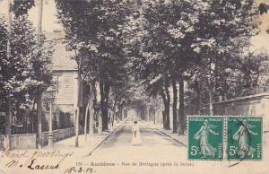 Asnieres, Rue de Bretagne, (pres la Seine) France, 00-10s