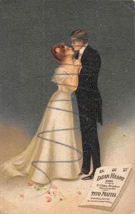 Dear Heart Song by G. Clifton Bingham, Tito Mattei 1914