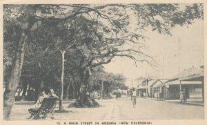 Main Street , NOUMEA , New Caledonia , 1930s
