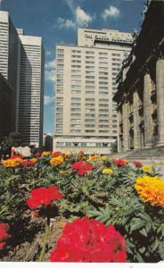 MONTREAL, Quebec, Canada, 1977; The Queen Elizabeth Hotel
