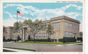 TEXARKANA , Texas , PU-1939 , Junior College