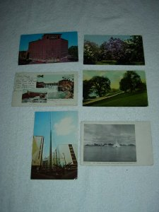 Rochester NY - Lot Of 6 Great Vintage Postcards - x0598