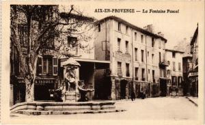 CPA AIX-en-PROVENCE La Fontaine Pascal (339917)