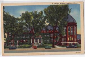 St Marys Hospital, Lewiston ME