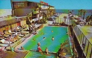 Mississippi Biloxi Cabana Beach Motel