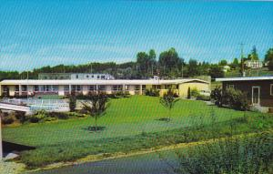 Canada Davy Crockett Motel Abbotsford British Columbia
