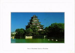 CPM HIROSHIMA castle JAPAN (677637)