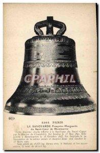 Old Postcard Bell Savoyard Montmartre Francoise Marguerite du Sacre Coeur in ...