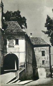 Vedere black and white Sibiu Primaria vehe