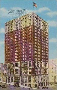 Missouri Kansas City Hotel Continental Baltimore At 11th