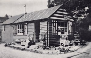 Ullswater Sewing Weaving Shop Norfolk Broads Postcard