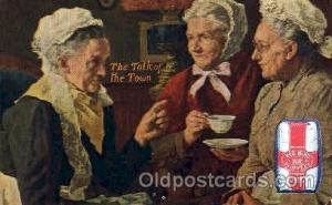 Red Bird Coffee, Advertising Postcard Post Card 1910