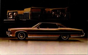 1973 Pontiac Grand Ville 4 Door Hardtop