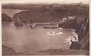 Mullion Cove , CORNWALL , England, 20-30s