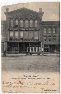 Southbridge, Mass, The Big Store