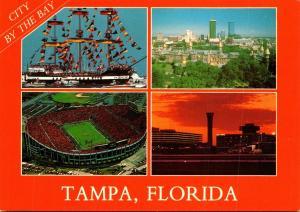 Florida Tampa Skyline Stadium and More