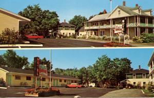 ME - Bar Harbor. Higgins Holiday Motel