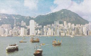 China , Hong Kong , 50-70s ; Central District