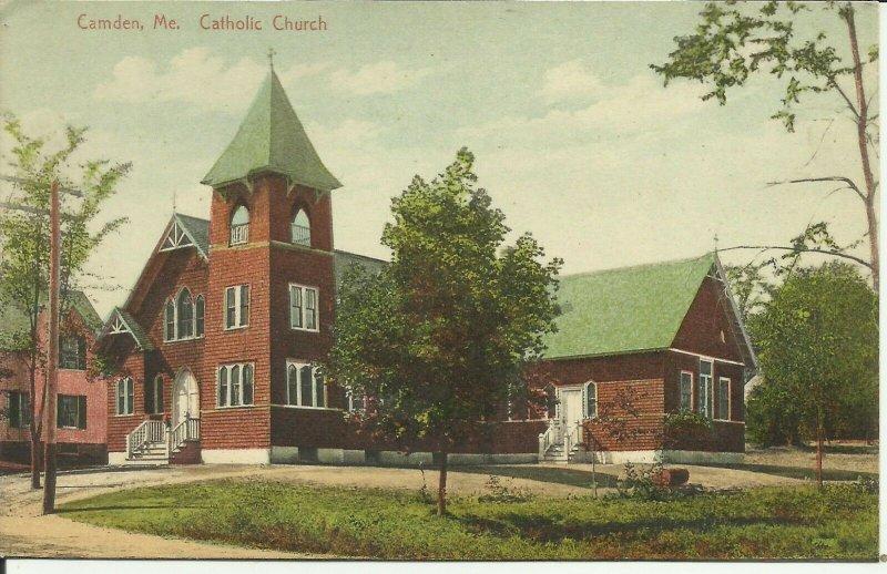 Camden, Me., Catholic Church