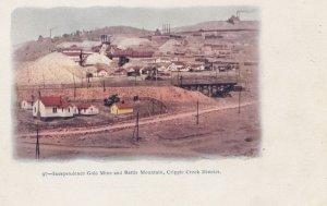 CRIPPLE CREEK , Colorado , 1901-07 ; Independence Gold Mine
