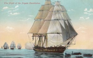 Sailing Vessel , 00-10s : Frigate CONSTITUTION