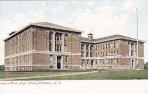 West High School Rochester New York