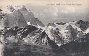 France Dauphine La Grande Meije