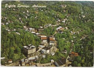 Eureka Springs, Arkansas, Postcard