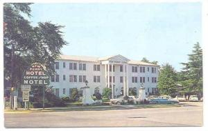 New Perry Hotel, Perry,Georgia, 40-60s