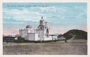 Arizona Tucson San Xavier Mission Founded 1692