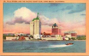 California Long Beach Villa Riviera and The Pacific Coast Club