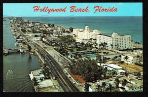 FL - Hollywood Beach Florida - 1967