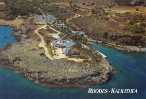 Greece Rhodes Postcard Kalilithea 83B