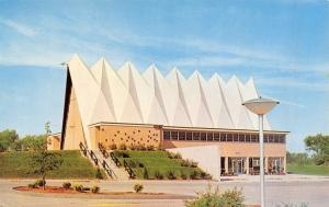 Florissant Missouri~Independent Congregational Church~Halls Ferry Road~1960 PC