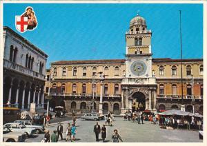 Italy Padova Palazzo del Capitano e Torre dell'Orologio