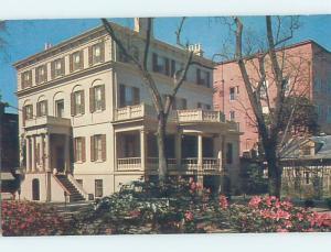 Unused Pre-1980 SCOUTING - HOME OF GIRL SCOUTS FOUNDER Savannah GA d0542-22