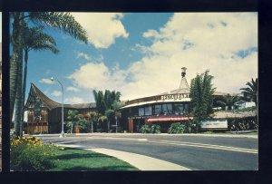 San Diego, California/CA Postcard, Bali Hai restaurant, Shelter Island