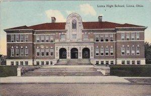 Ohio Lima Lima High School 1914