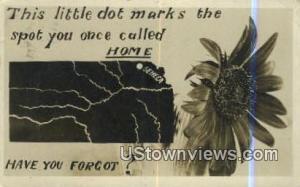 Seneca, Nebraska, Post Card     :          Seneca, NE Seneca NE 1910