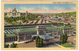 Providence, R.I., Union Station