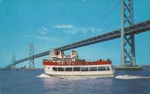 M S Harbor Queen Sightseeing Boat Fisherman's Wharf San Francisco California