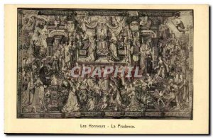 Old Postcard Collection honors Caution National Palace Madrid