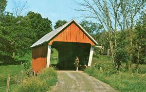 VT - East Randolph. Covered Bridge