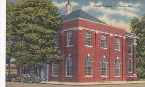 Alabama Gadsden Public Library